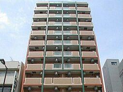 シャルマンフジ心斎橋東[9階]の外観