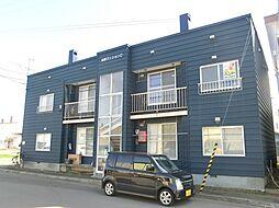 青野マンション[2階]の外観