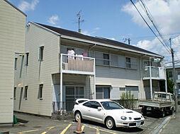 大阪府豊中市末広町2丁目の賃貸アパートの外観