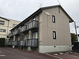 プルミエールツーエイ[2階]の外観