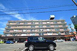 丸二サンハイツ[4階]の外観