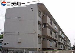 鳴海おおね住宅C棟202号[2階]の外観