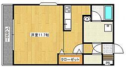 アカリナ[2階]の間取り