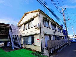 飯倉荘[2階]の外観
