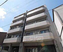 京都府京都市下京区朱雀分木町の賃貸マンションの外観