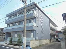 東京都足立区東和5丁目の賃貸アパートの外観