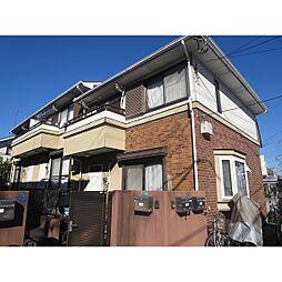 [テラスハウス] 神奈川県鎌倉市岡本2丁目 の賃貸【/】の外観