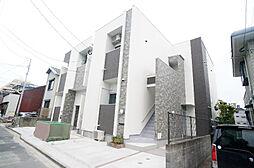 シェンヌ箱崎[1階]の外観