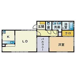 姪浜駅 6.0万円