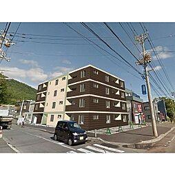 北海道札幌市中央区南28条西11丁目の賃貸マンションの外観