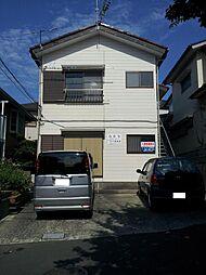 白菊荘[102号室]の外観