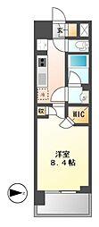ブランシエスタ泉[7階]の間取り