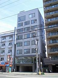 北海道札幌市北区北二十三条西4丁目の賃貸マンションの外観