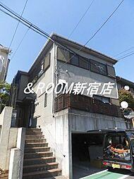 [タウンハウス] 東京都世田谷区桜3丁目 の賃貸【/】の外観