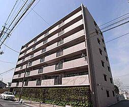 京都府京都市伏見区深草十九軒町の賃貸マンションの外観