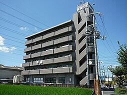 マンション阪奈[4階]の外観