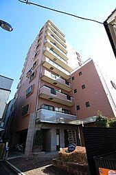 東京都北区中十条1丁目の賃貸マンションの外観