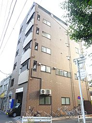 東京都北区神谷3の賃貸マンションの外観