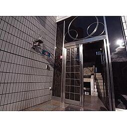奈良県生駒市東新町の賃貸マンションの外観