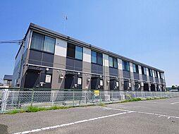 奈良県大和郡山市馬司町の賃貸アパートの外観