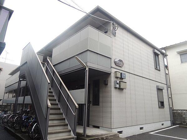 埼玉県川口市弥平1丁目の賃貸アパート