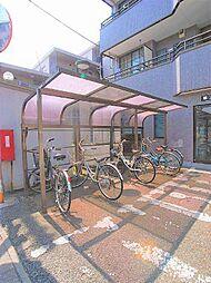 埼玉県富士見市水谷1丁目の賃貸マンションの外観