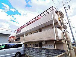 東京都小平市鈴木町1丁目の賃貸マンションの外観