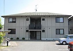 広島県東広島市西条末広町の賃貸アパートの外観