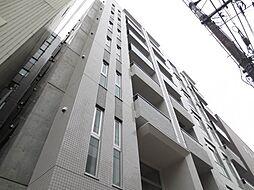 北海道札幌市中央区大通西16丁目の賃貸マンションの外観