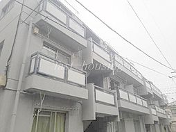 東京都小金井市本町5丁目の賃貸マンションの外観