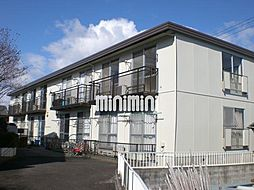 タウニィ高美[2階]の外観