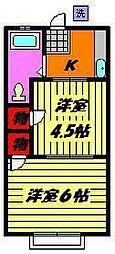 蘇我駅 3.8万円
