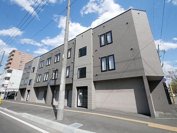 プリムラM1 3階の賃貸【北海道 / 札幌市豊平区】