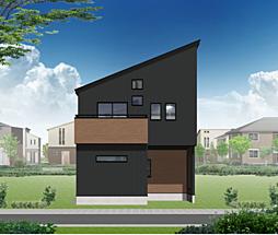 新築分譲住宅 全2棟 「戸室の家」〜Simple design・黒〜