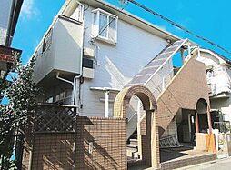 埼玉県新座市東3丁目の賃貸アパートの外観
