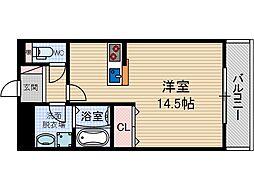 エトワール新在家[2階]の間取り