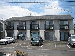佐賀県唐津市熊原町の賃貸アパートの外観