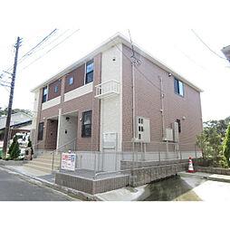 神奈川県鎌倉市津の賃貸アパートの外観