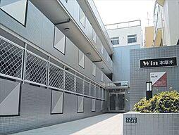 Win本厚木[103号室号室]の外観