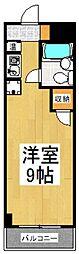 センタープラザ志木[5階]の間取り