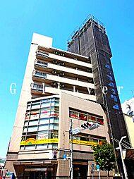 東京都杉並区高円寺南4丁目の賃貸アパートの外観