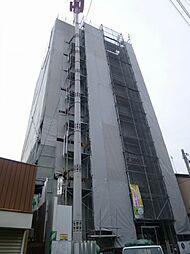 クローバーグランツ阿倍野[2階]の外観
