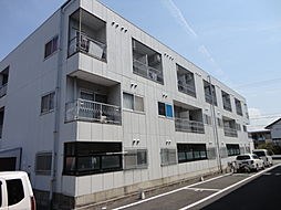奈良県生駒郡斑鳩町服部1丁目の賃貸マンションの外観