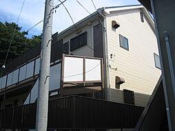 大倉山ハイツエリーナB棟[202号号室]の外観