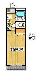 元町清水ビル[4階]の間取り