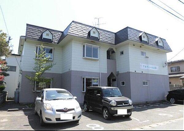 アルヴェール高陽 2階の賃貸【秋田県 / 秋田市】