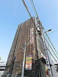 JR大阪環状線 天王寺駅 徒歩5分の賃貸マンション