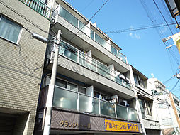 グランシャトー橘[2階]の外観
