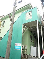 神奈川県横浜市南区中村町1丁目の賃貸アパートの外観