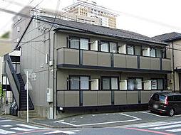 埼玉県さいたま市中央区上落合1丁目の賃貸アパートの外観